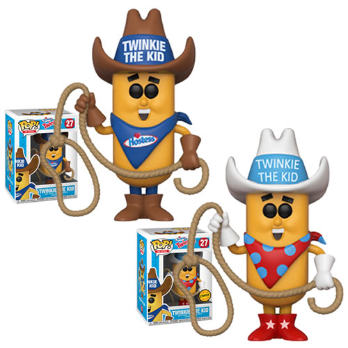 Pop! AD Icons - Hostess - Twinkies - Twinkie The Kid w/ Chase