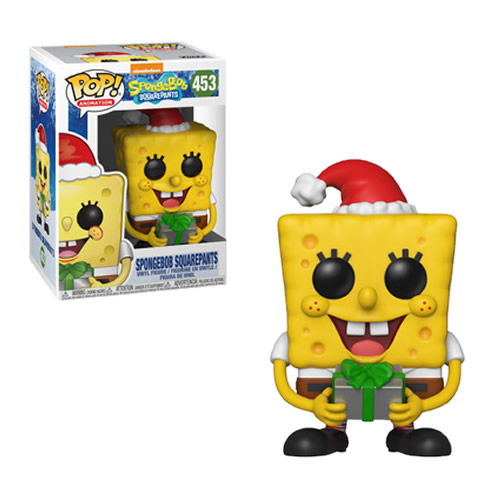 Pop! Animation - SpongeBob SquarePants - Holiday SpongeBob