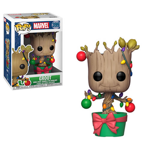Pop! Marvel - Holiday - Groot
