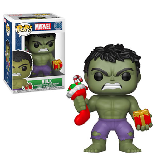 Pop! Marvel - Holiday - Hulk