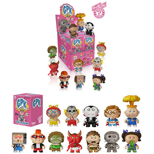 Garbage Pail Kids - Mystery Minis 12pc Display - Series 1
