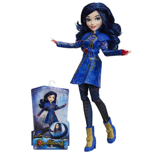 Disney Descendants Dolls - D2 - Evie Isle Of The Lost - AX00