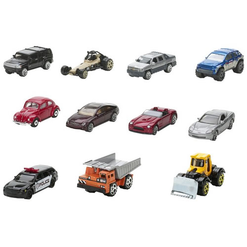 Matchbox - Car Collection Asst