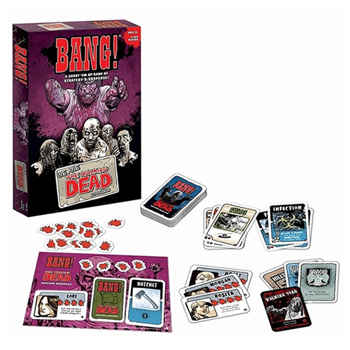 Card Games - Bang! We Are The Walking Dead Expansion Pack
