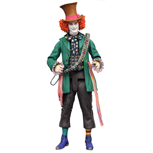 Alice Through The Looking Glass Select Figures - Mad Hatter