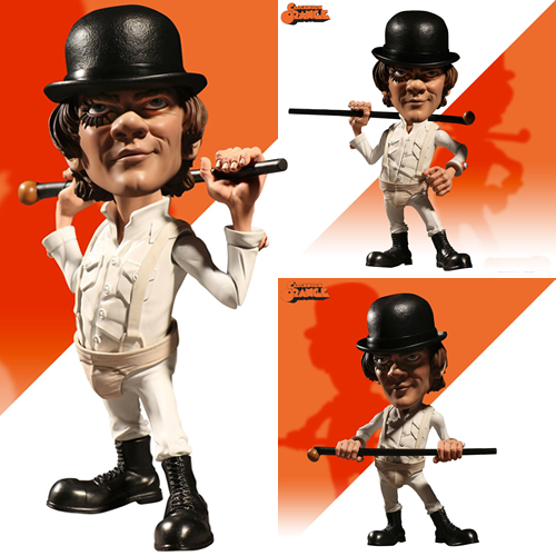 A Clockwork Orange Figures - Alex DeLarge Stylized Roto Figure