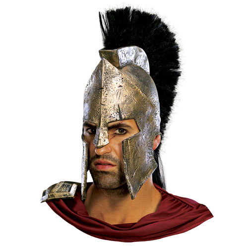 300 - Leonidas Latex Helmet